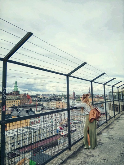 Vistas en suecia
