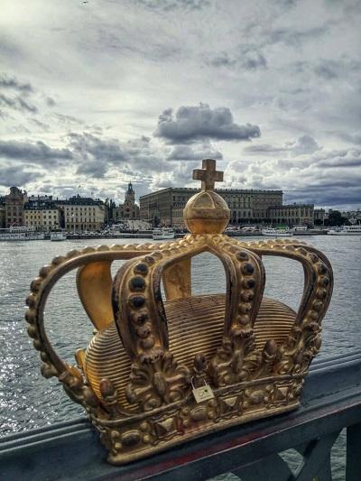 puente estocolmo corona sueca