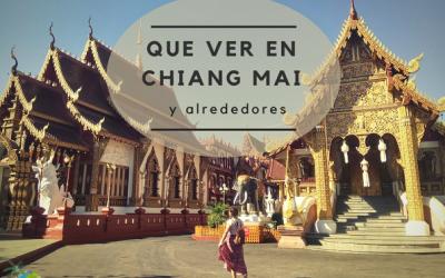 ¿Quieres visitar el norte de Tailandia? Descubre Chiang Mai