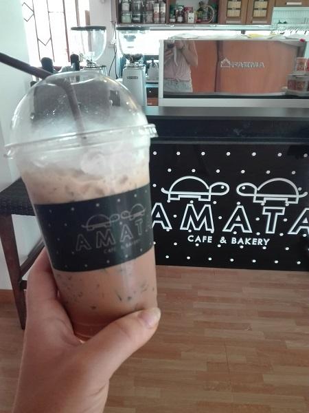 mi café preferido en Ko Tao :)