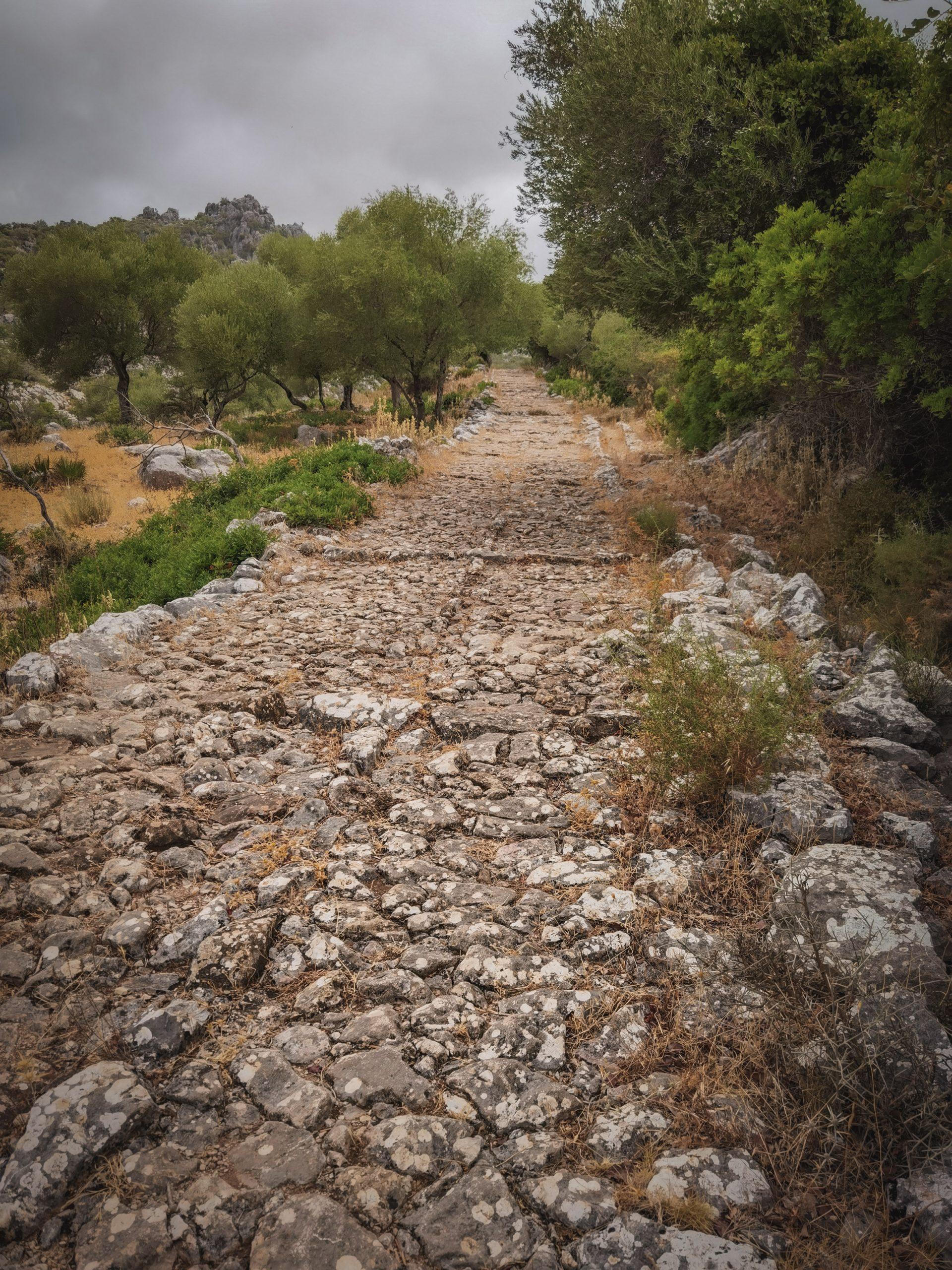 Calzada Romana Andalucia