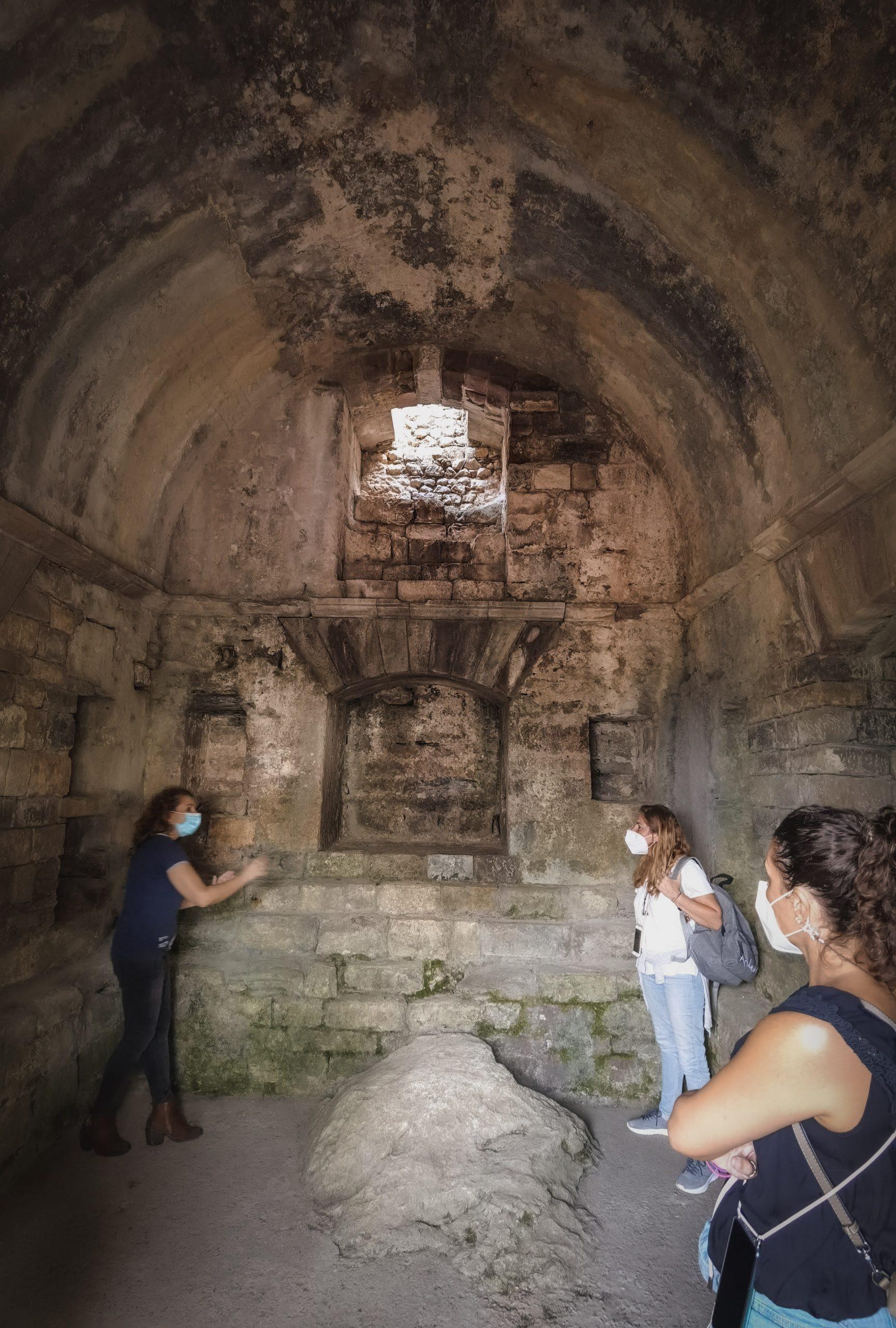 Ocuri Mausoleo