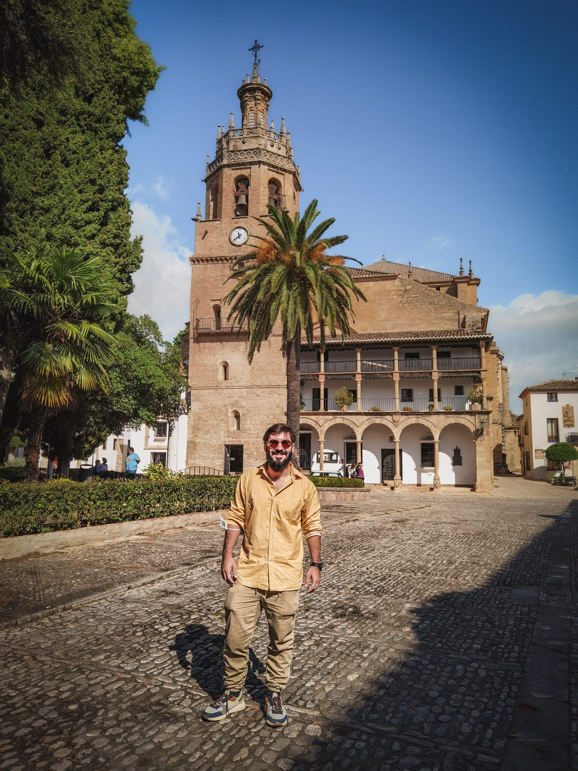 Plaza de la Duquesa Parcent